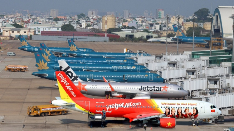 Hanoi-HCM City is world's second busiest domestic air route