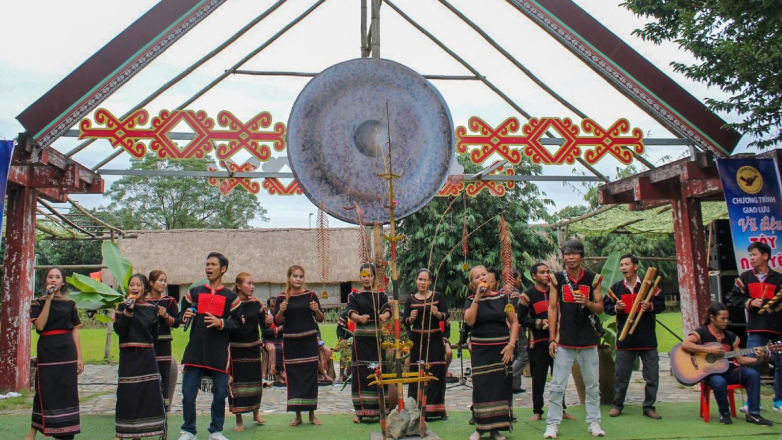 Vietnamese ethnic village launches activities to welcome Tet