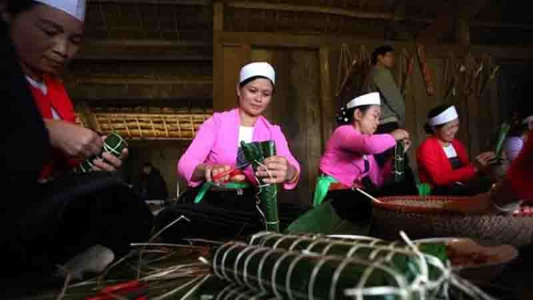 Tet customs of Vietnamese ethnic groups