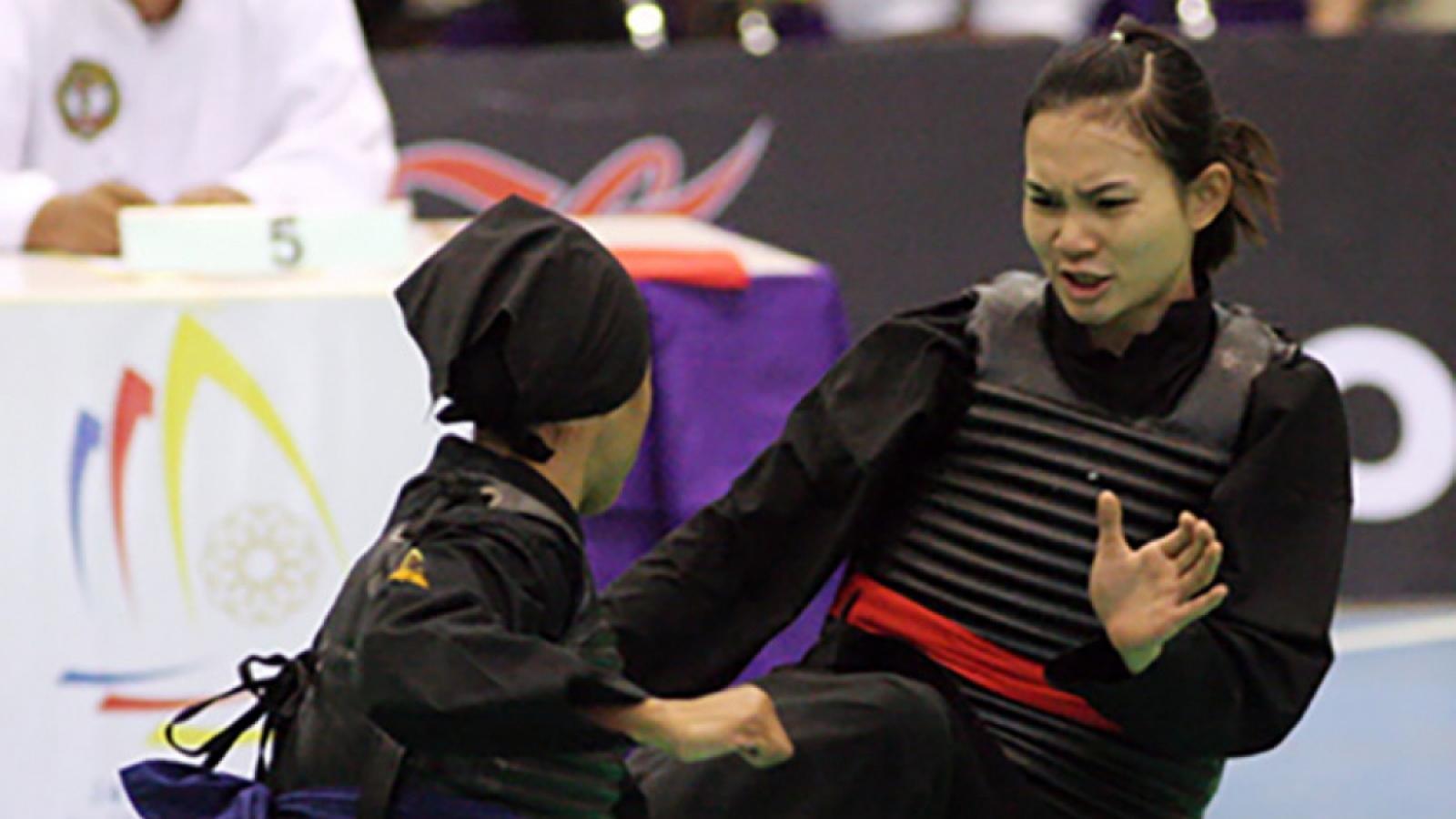 Former leading Vietnamese pencak silat athlete dies at 35