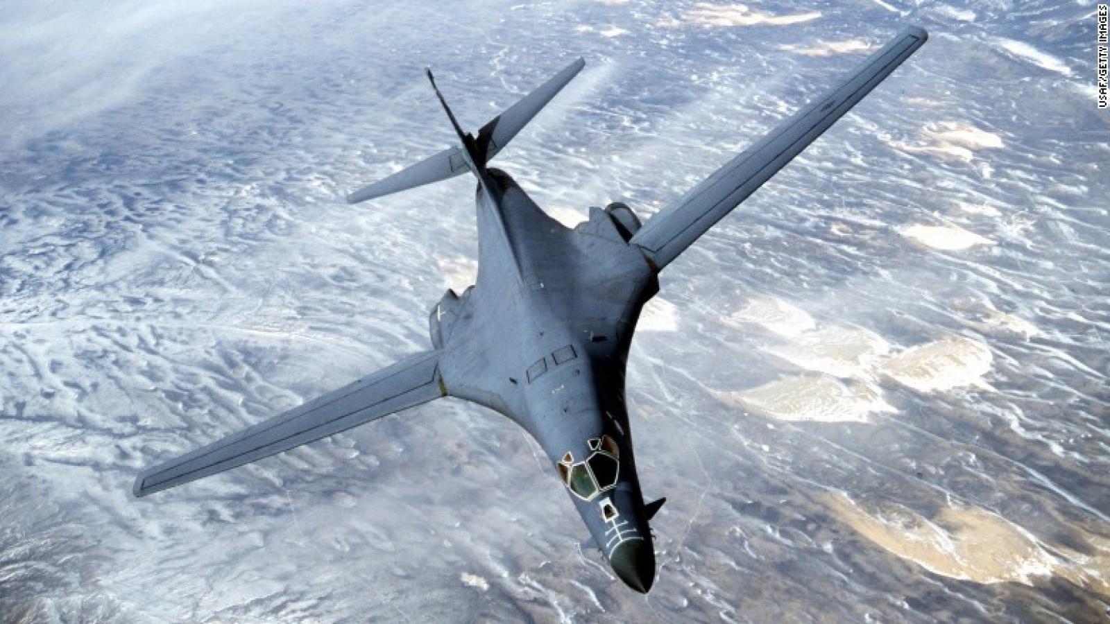 Mỹ triển khai máy bay ném bom B-1 tới Na Uy, gửi thông điệp tới Nga