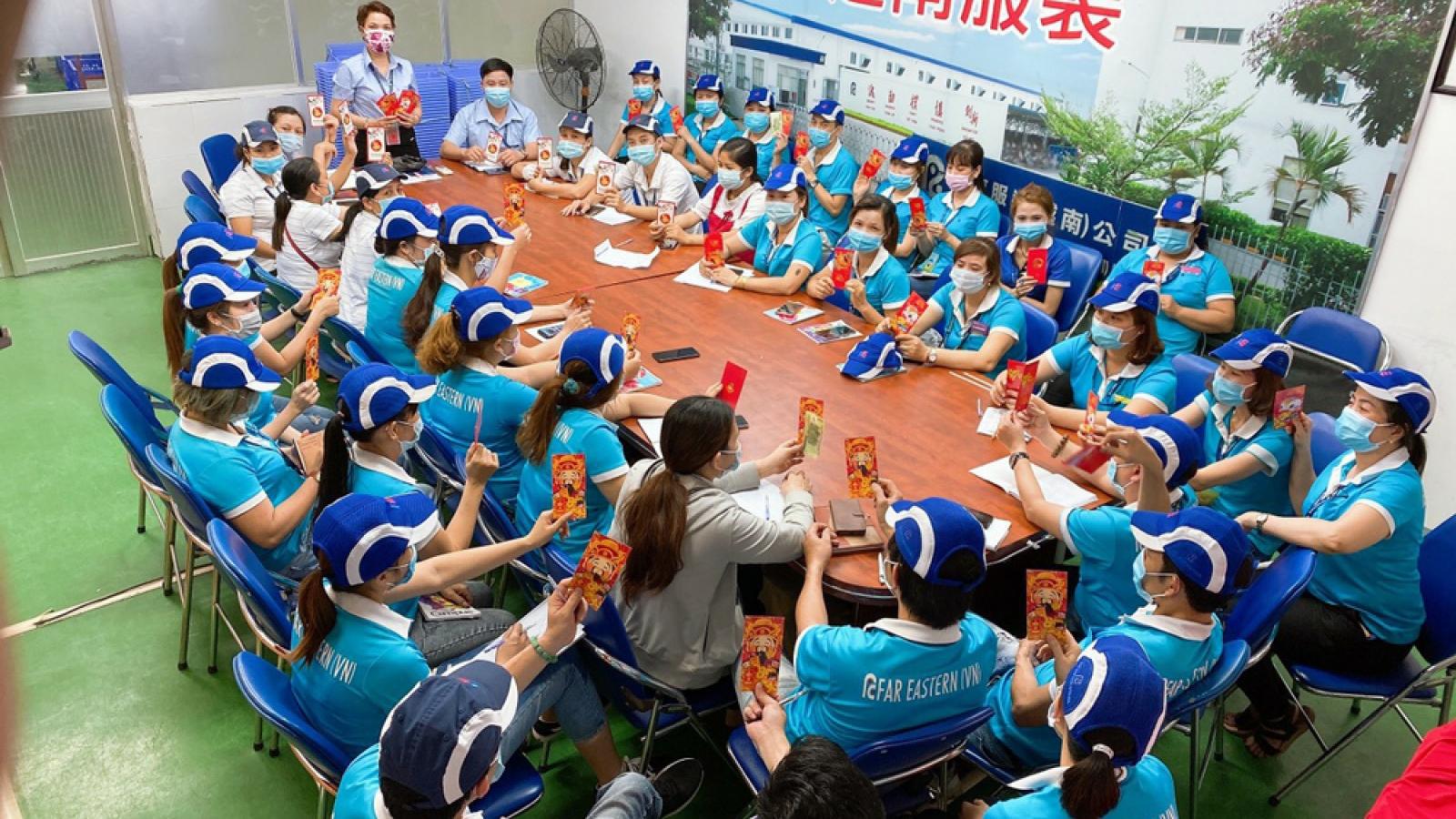 Công nhân trở lại làm việc tại Đà Nẵng sau Tết đạt 98%