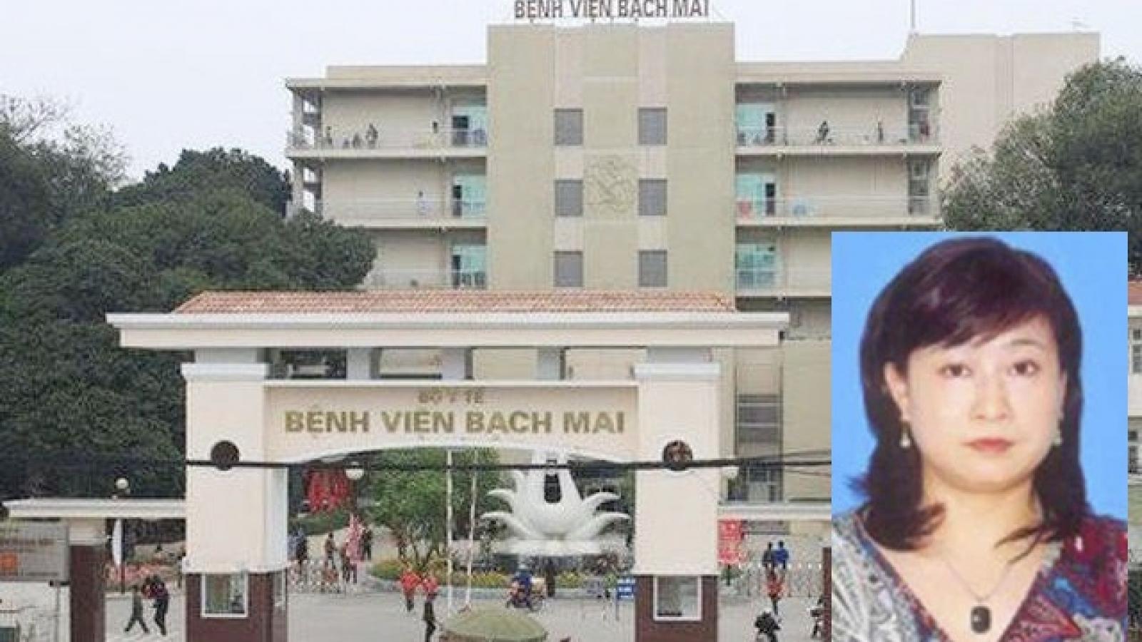 """Nóng 24h: Diễn biến mới vụ """"thổi giá"""" thiết bị tại Bệnh viện Bạch Mai"""