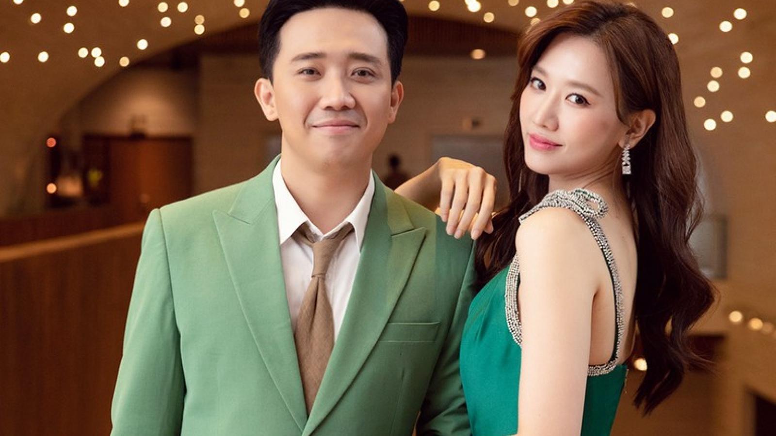 """Vũ Hà khen khéo Hari Won: """"Đằng sau đàn ông thành công đều có phụ nữ xinh đẹp"""""""