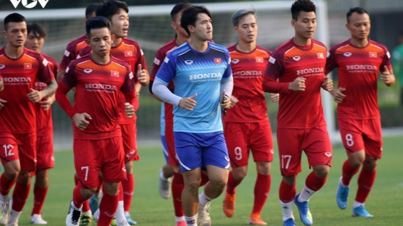 Vòng loại World Cup 2022 khu vực châu Á vẫn diễn ra trong tháng 3