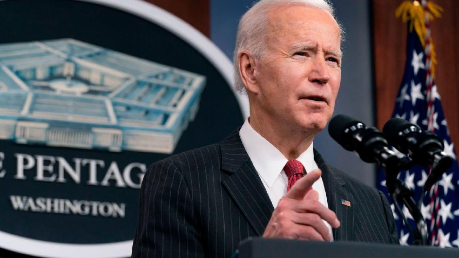 Tiết lộ lý do Tổng thống Biden ra đòn không kích Syria ngay sau khi lên nắm quyền