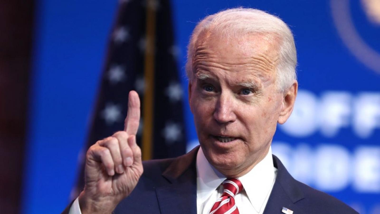 Tổng thống Biden không dành nhiều thời gian theo dõi phiên tòa luận tội ông Trump