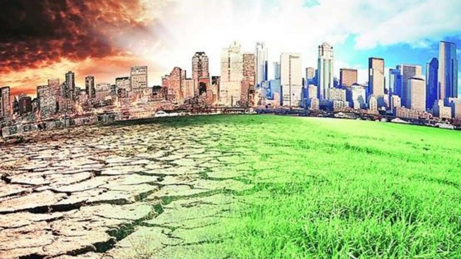 Khóa họp Đại hội đồng Liên Hợp Quốc: Thế giới trước thách thức của biến đổi khí hậu