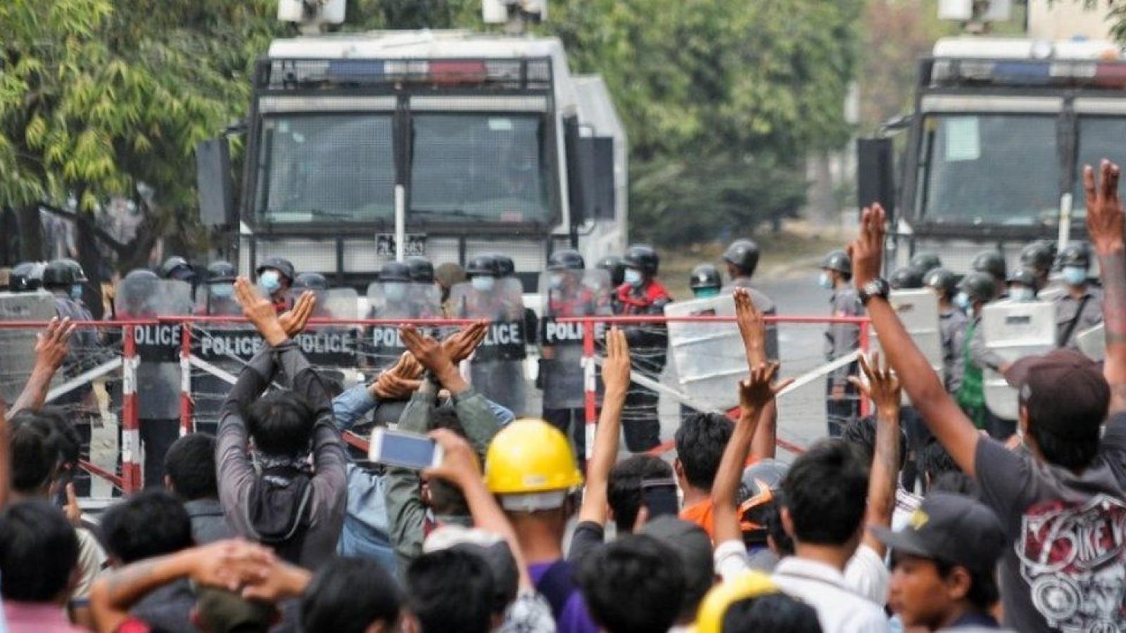 Thái Lan tiếp tục ủng hộ giải pháp hoà bình tại Myanmar