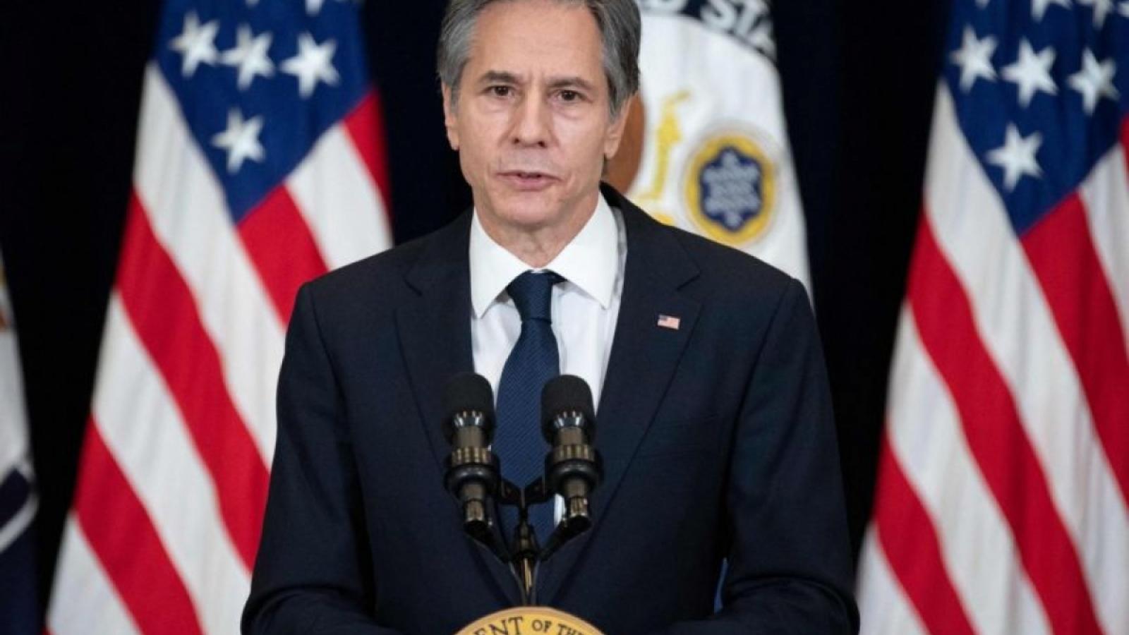 """Ngoại trưởng Mỹ có chuyến thăm """"trực tuyến"""" đầu tiên tới Canadavà Mexico"""
