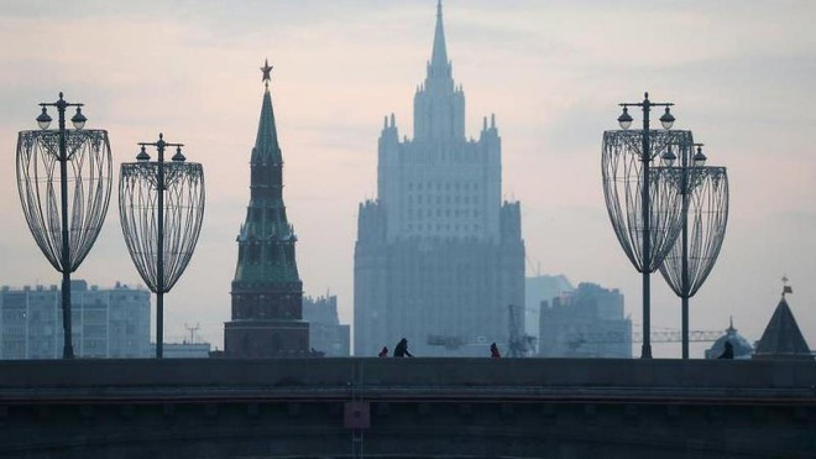 Quan hệ EU và Nga lại gặp sóng gió sau vụ trục xuất các nhà ngoại giao