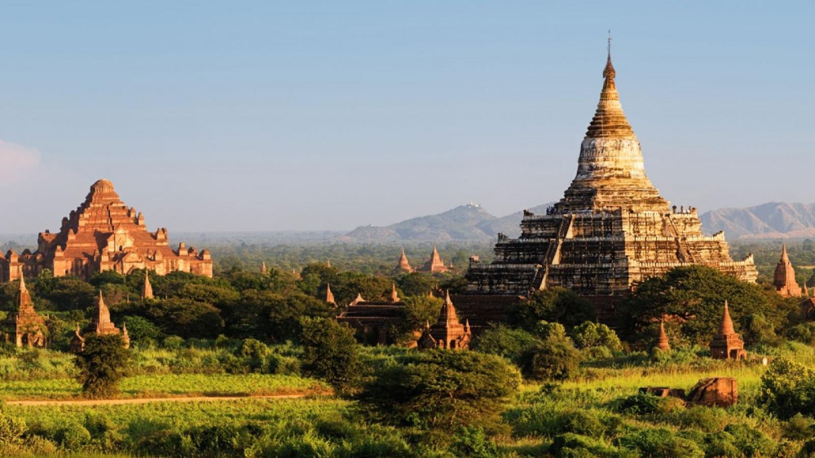 Bảo hộ công dân Việt Nam tại Myanmar