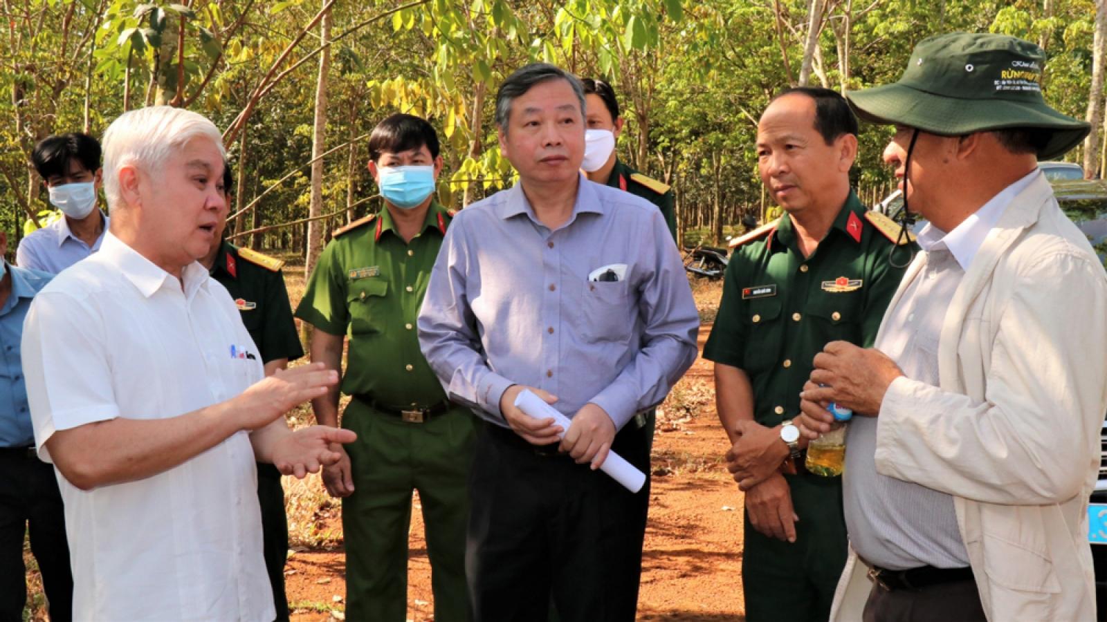 Bình Phước sẽ xây dựng sân bay lưỡng dụng rộng 500ha