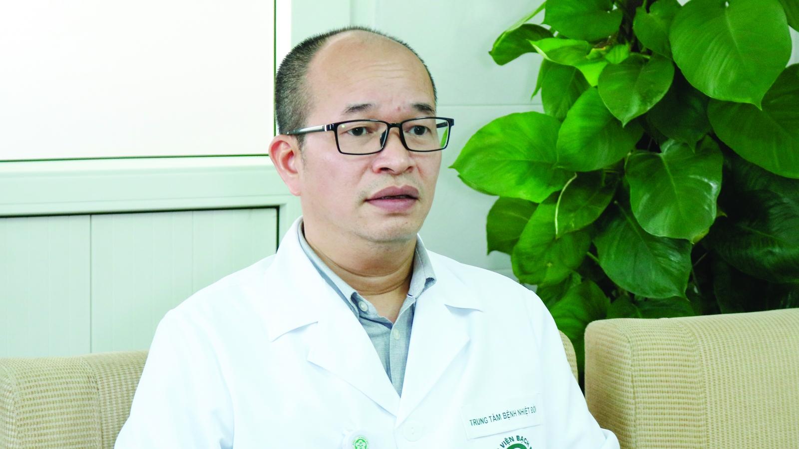 Vị bác sĩ nặng lòng với người bệnh HIV