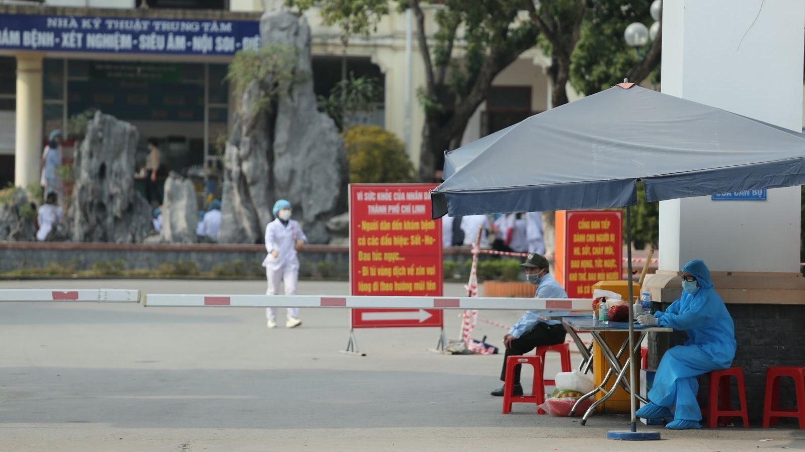 Hải Dương: Phong tỏa xã Tân Trường (Cẩm Giàng) từ 18h chiều nay