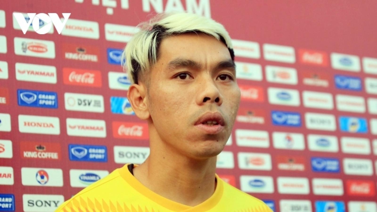"""""""Máy quét"""" mới của ĐT Việt Nam được sang Nhật chơi bóng"""