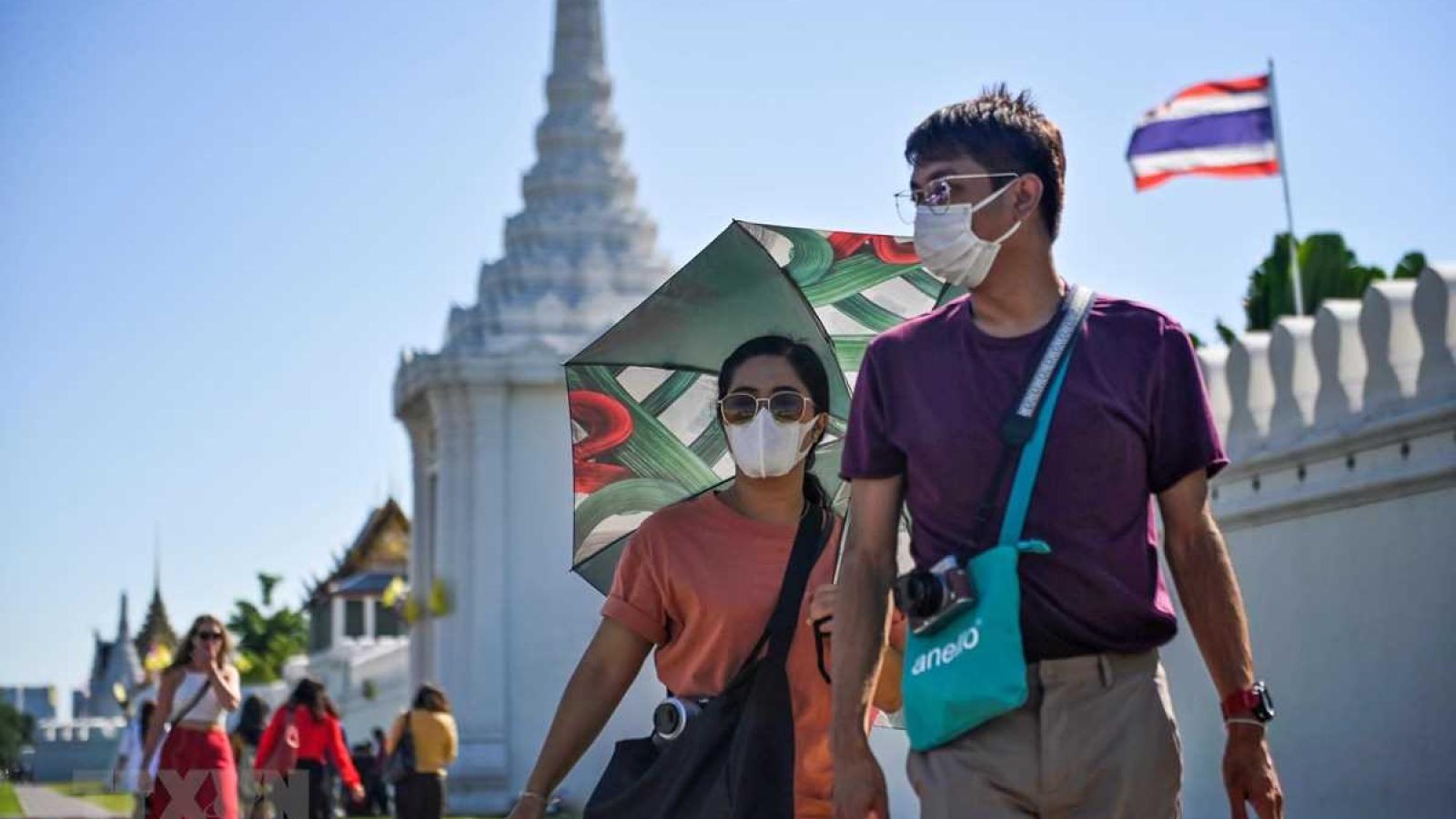 Thái Lan chuẩn bị chương trình tiêm vaccine COVID-19 giai đoạn 1