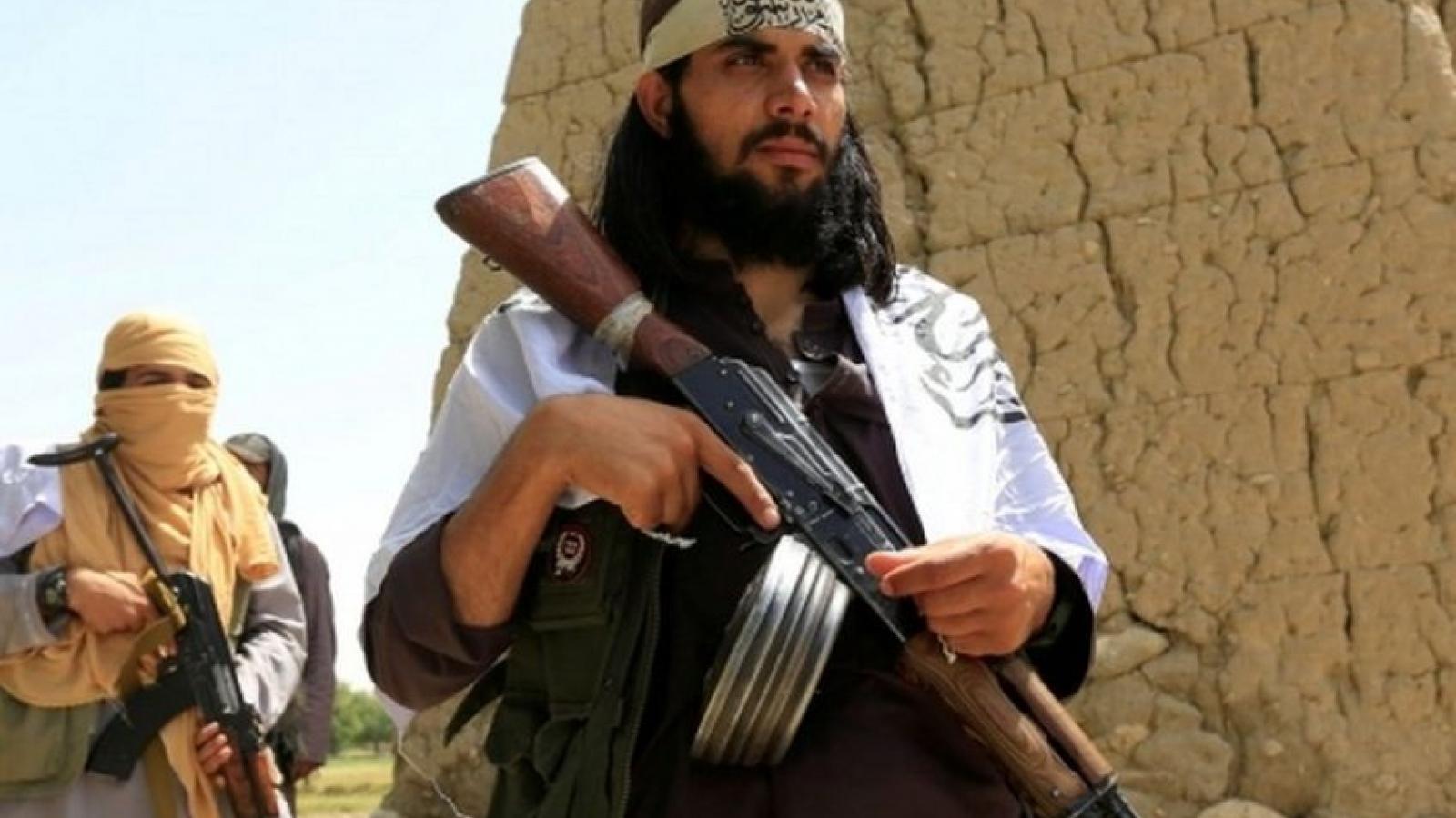 Cập nhật về tình hình Mỹ rút quân và Taliban chiếm thêm nhiều đất ở Afghanistan