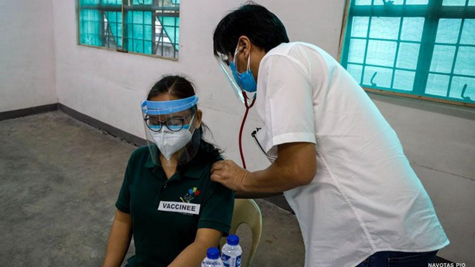 Philippines ghi nhận ca tử vong đầu tiên do biến thể của virus SARS-CoV-2