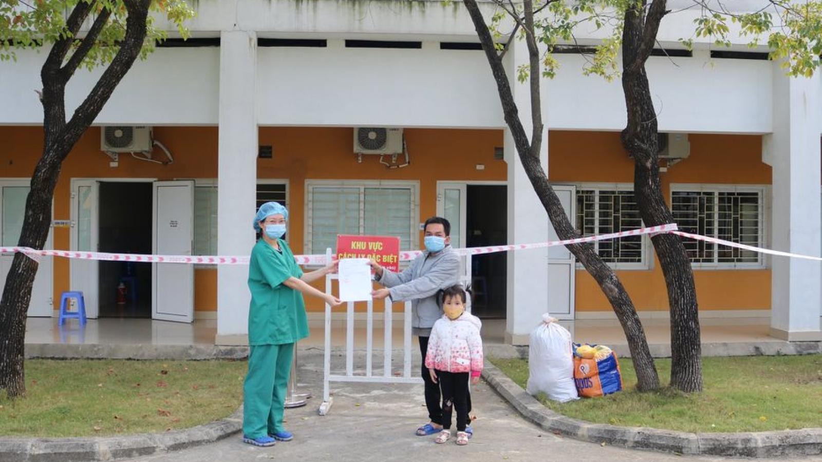 Quảng Ninh gỡ bỏ phong tỏa tạm thời với xã An Sinh và Việt Dân từ 0h00 ngày 18/2