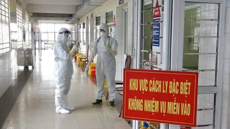 COVID-19: Vietnam records 49 locally transmitted cases on Feb. 12 afternoon