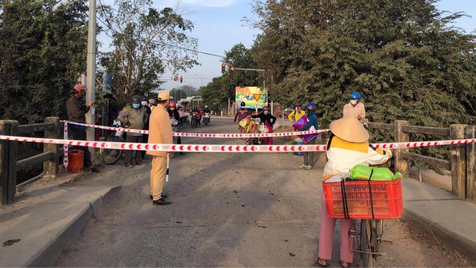 Nới lỏng giãn cách xã hội ở thị xã Ayun Pa và huyện Ia Pa - Gia Lai