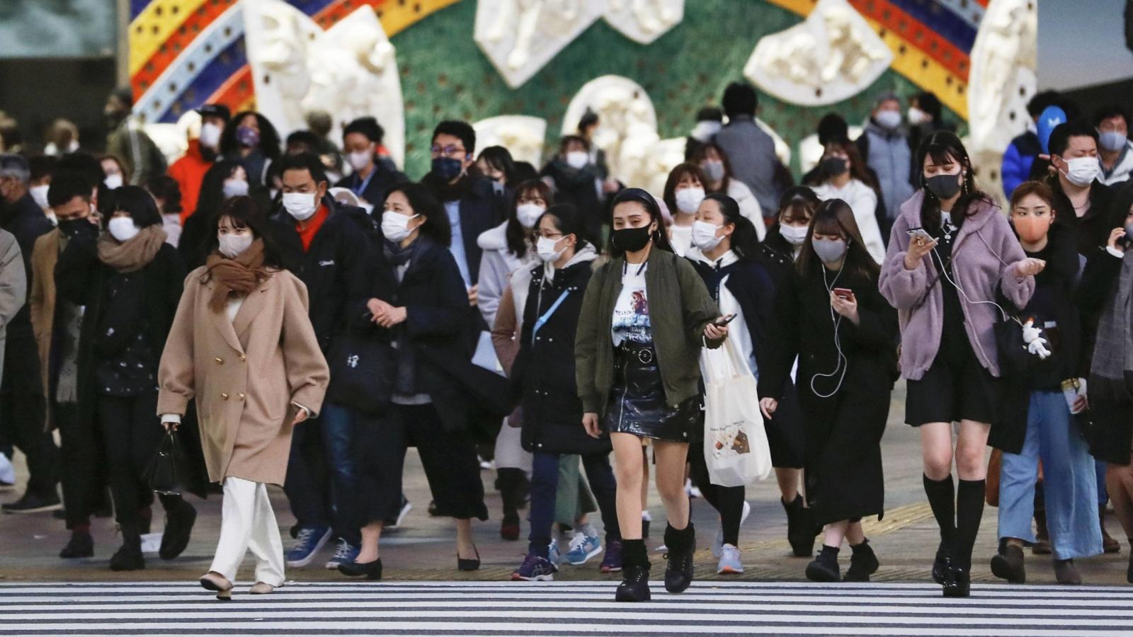 Nhật Bản dỡ bỏ tình trạng phòng dịch khẩn cấp tại 6/11 tỉnh thành