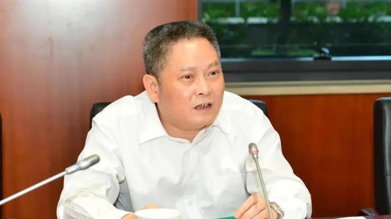 Trung Quốc khai trừ đảng cựu Phó Thị trưởng Thượng Hải