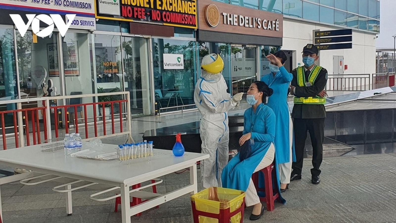 Người từ vùng dịch đến Đà Nẵng sẽ bị cách ly y tế