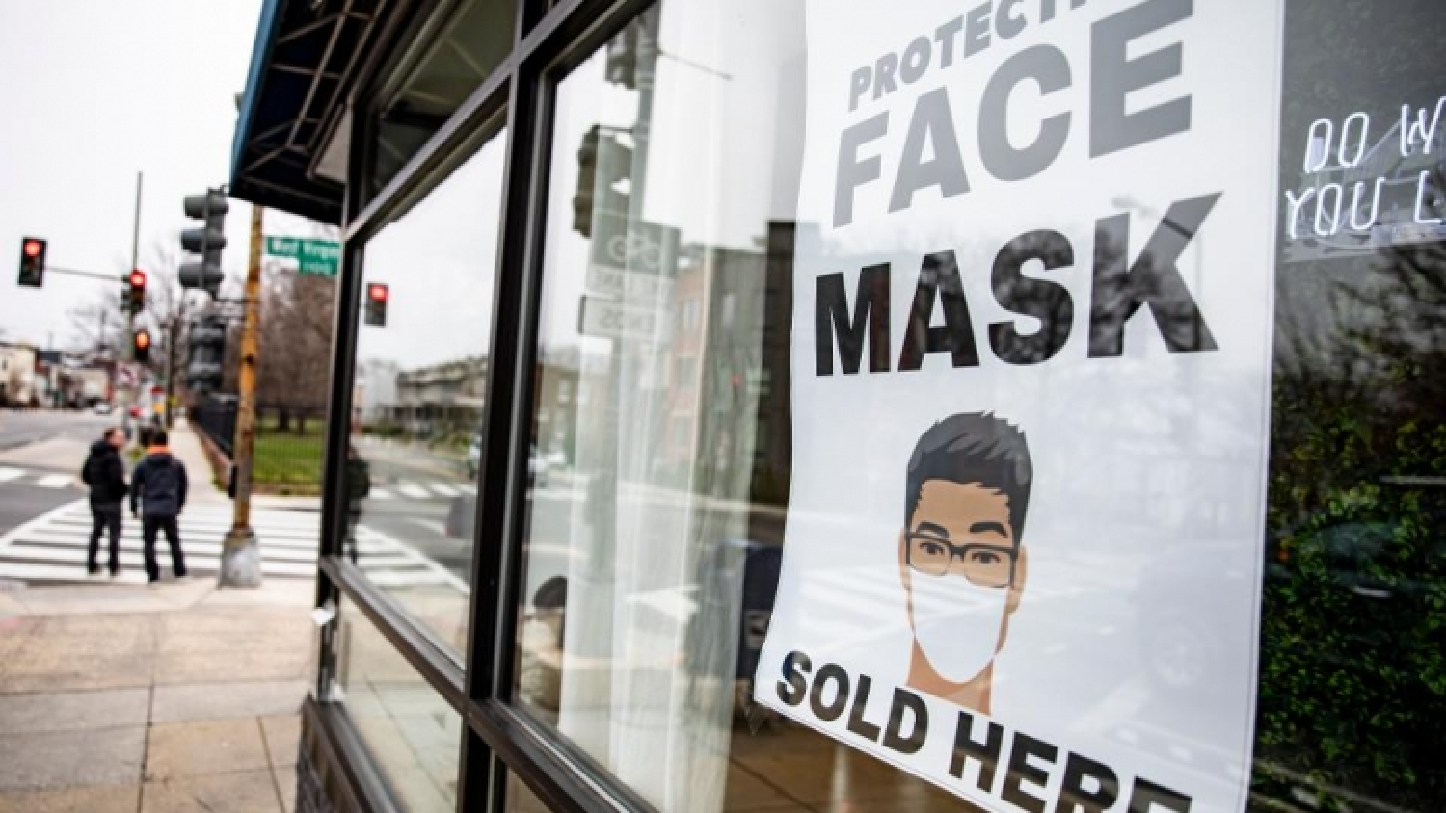 Mỹ áp quy định đeokhẩu trang trên các phương tiện giao thông công cộng