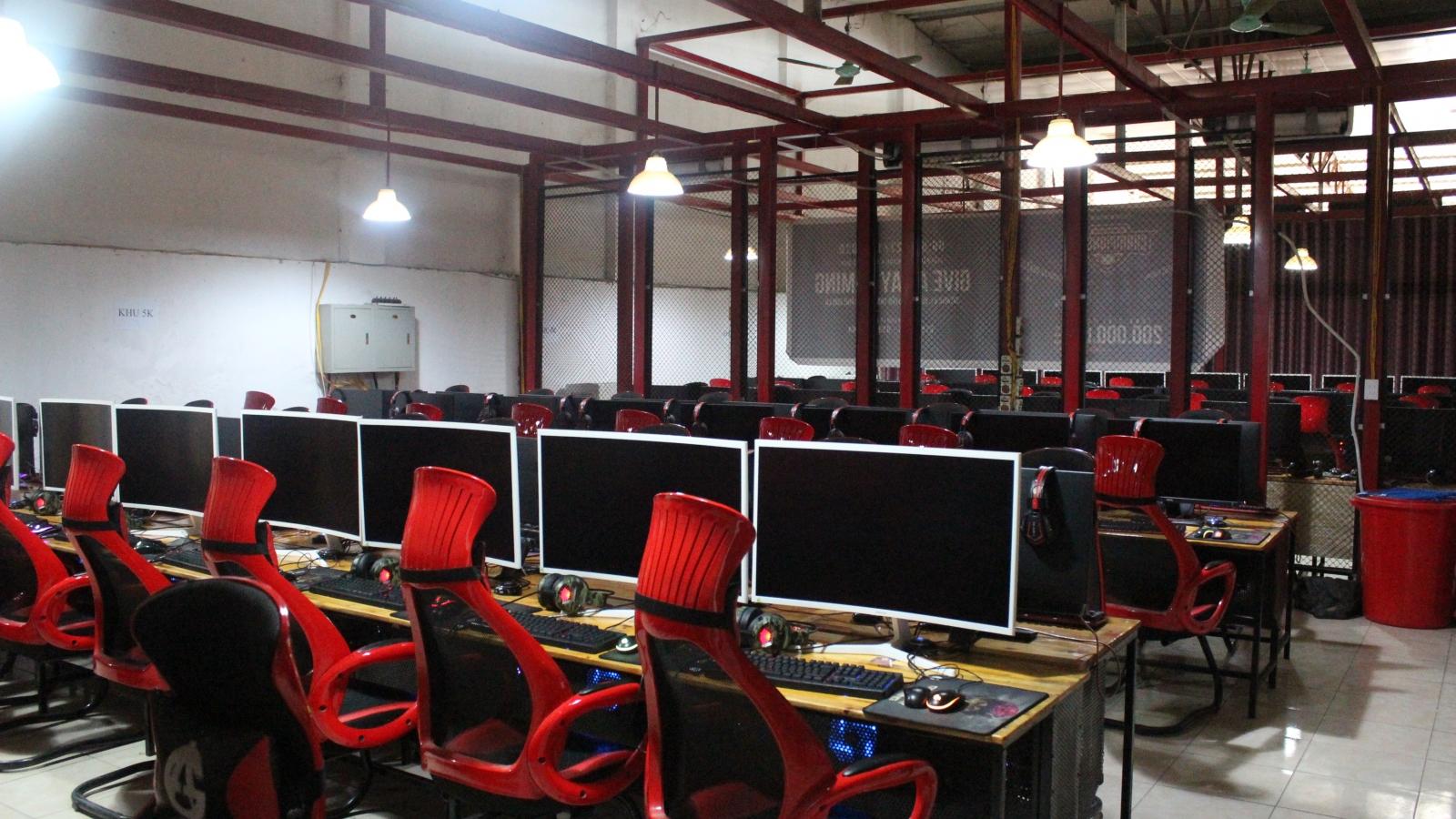 Nhiều nhà hàng, quán game ở Sơn La đóng cửa, phòng chống dịch Covid-19