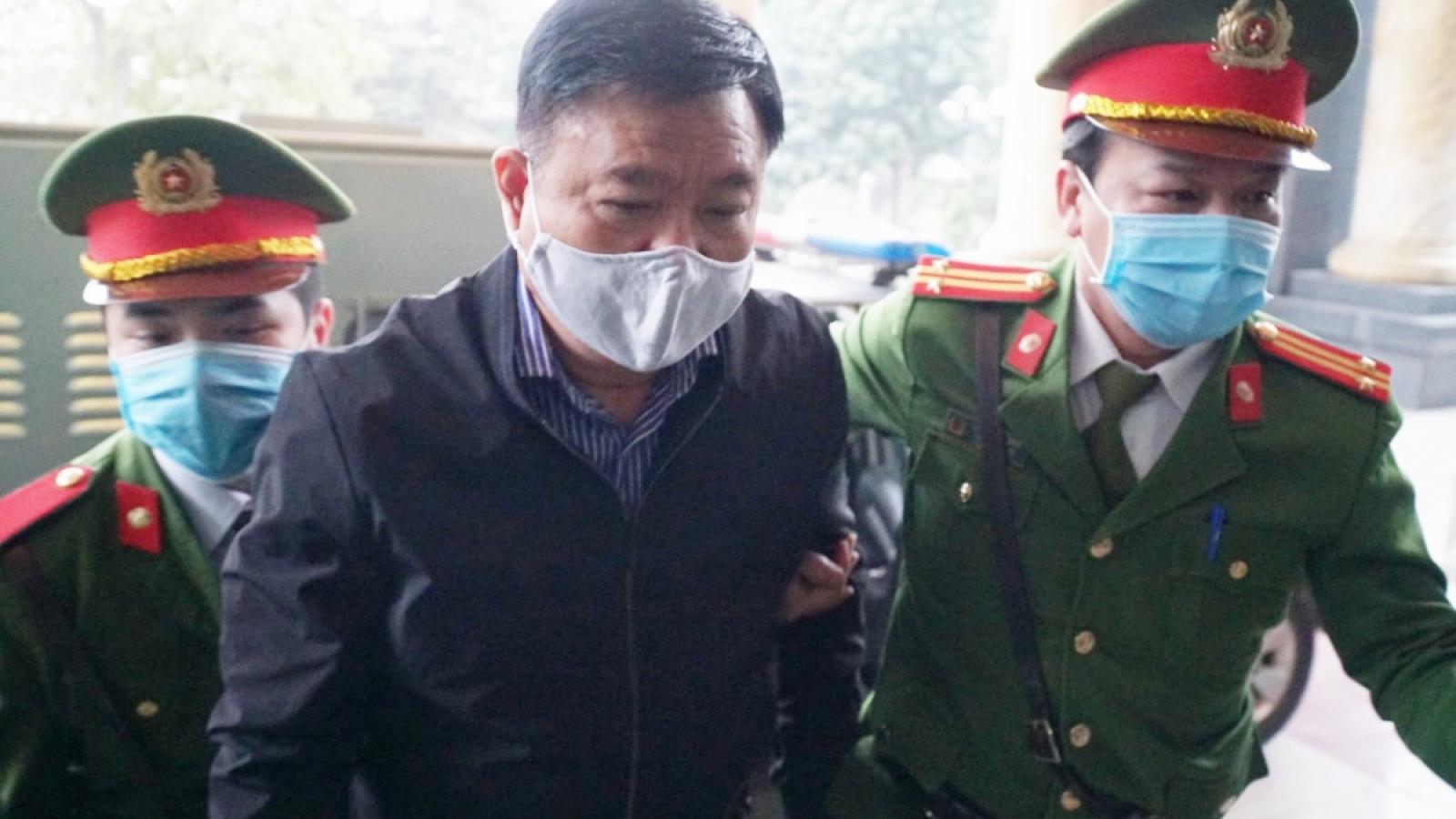 Vụ Ethanol Phú Thọ: Mở lại phiên xét xử ông Đinh La Thăng vào ngày 8/3
