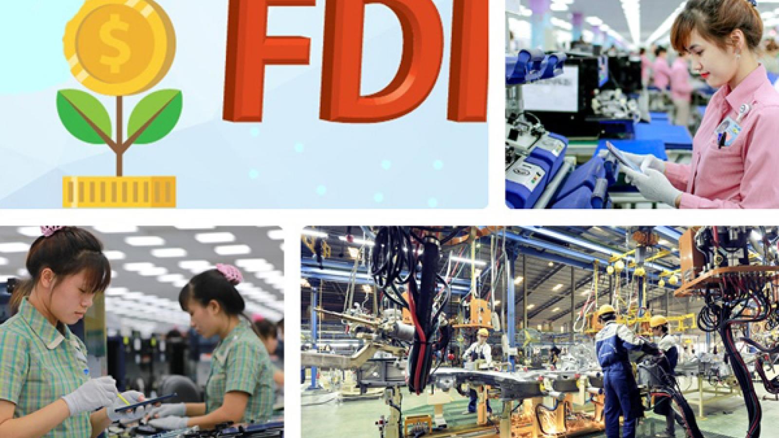 Gần 5,5 tỷ USD vốn FDI rót vào Việt Nam trong 2 tháng đầu năm nay
