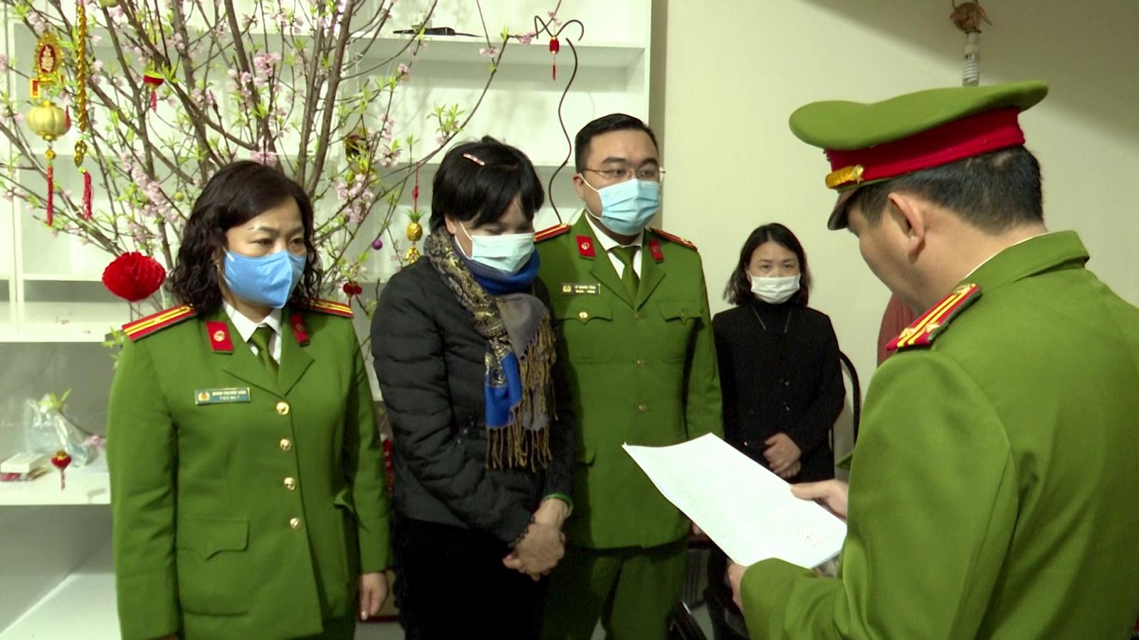 Vụ sai phạm trong đấu thầu: Giám đốc Sở Y tế Sơn La bị kỷ luật cảnh cáo