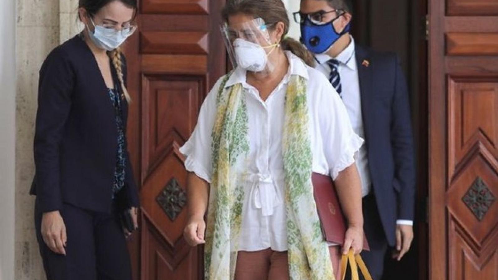 EU đáp trả quyết định trục xuất nhà ngoại giao của Venezuela