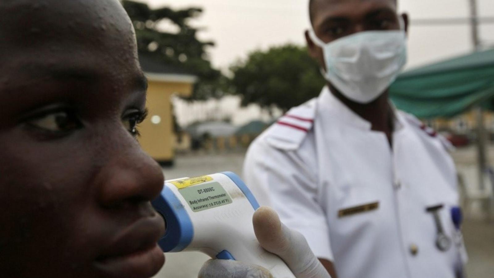 Châu Phi sắp cán mốc 100.000 ca tử vong do Covid-19