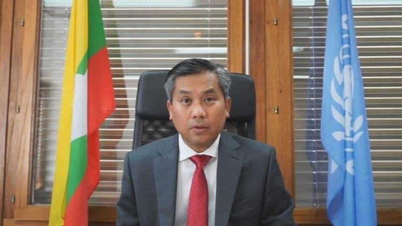 Đại sứ Myanmar tại Liên Hợp Quốc bị sa thải