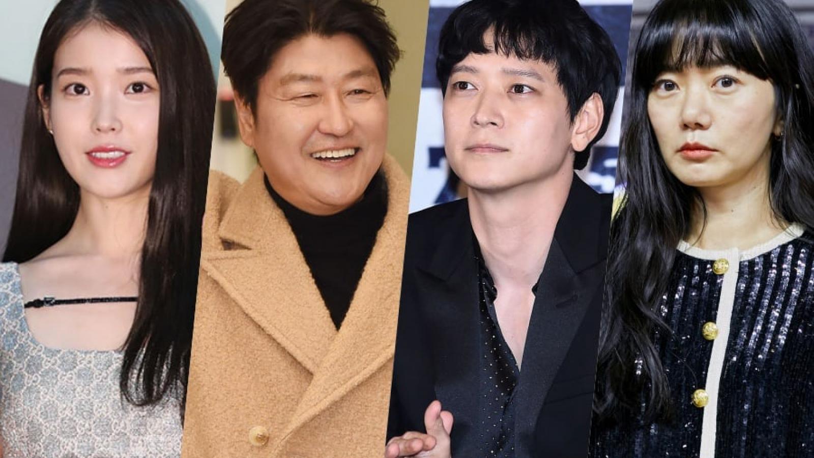 IU góp mặt trong bom tấn điện ảnh cùng Bae Doona, Kang Dong Won