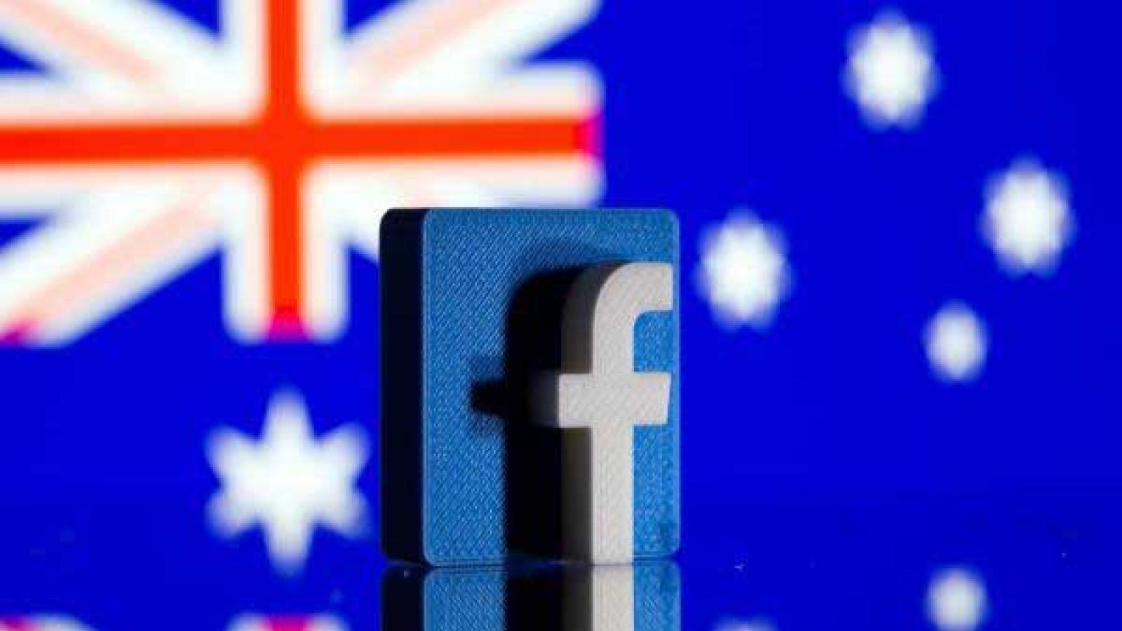 Australia có thể nhượng bộ Facebook trong vấnđềkỹ thuật