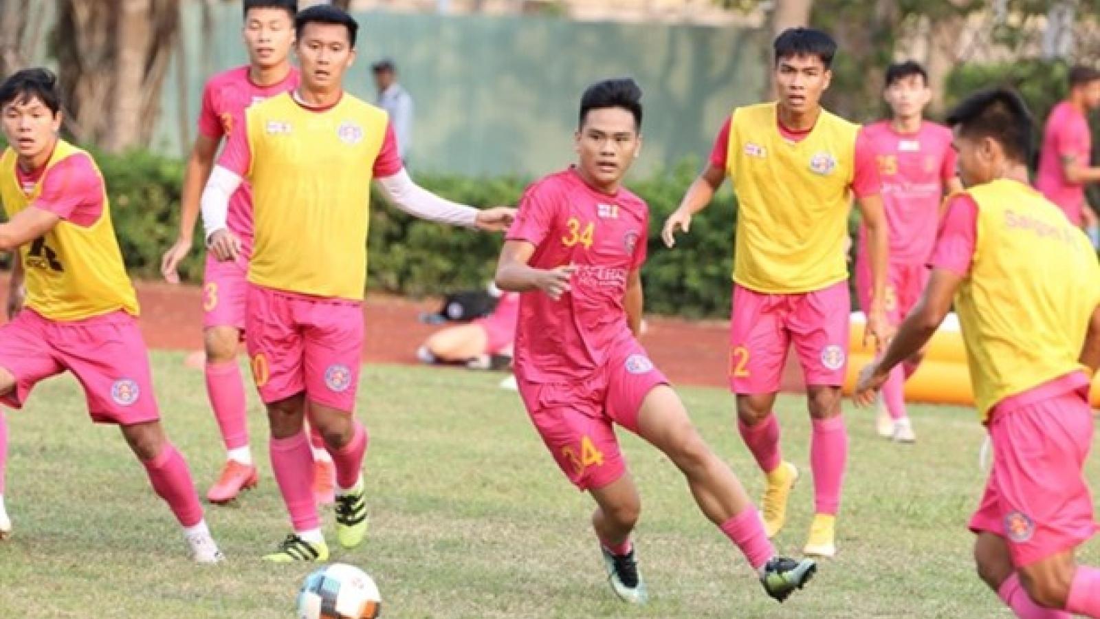 Sai Gon FC plan to send players to Japan