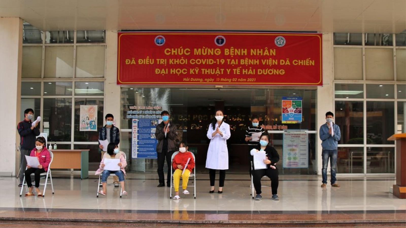 Bệnh nhi sơ sinh đầu tiên mắc Covid-19 tại Việt Nam khỏi bệnh