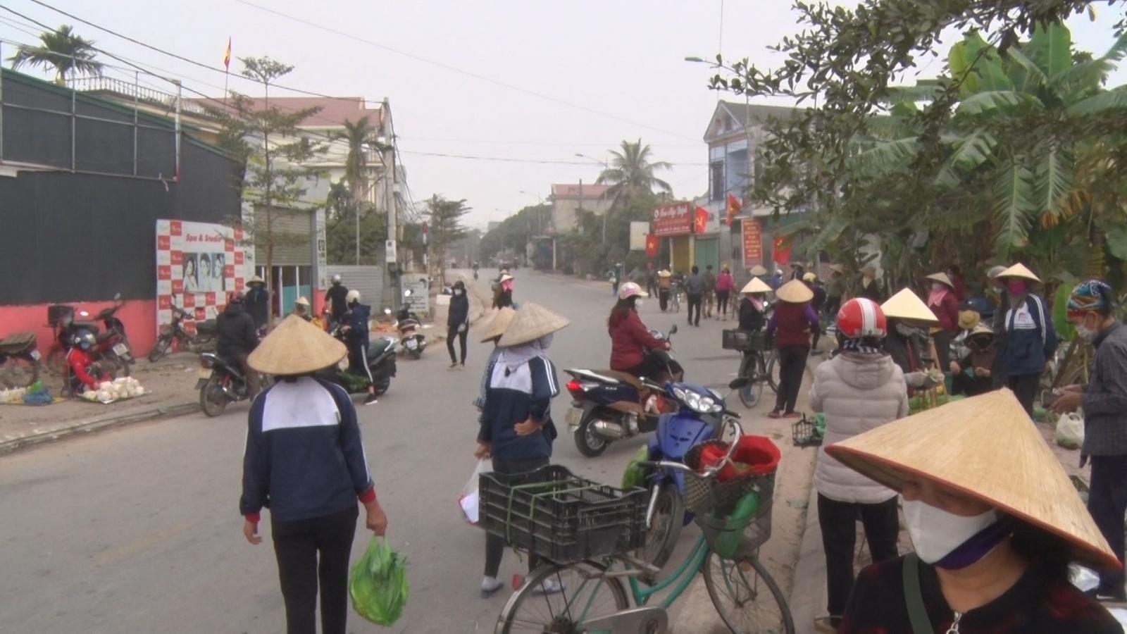 Hải Dương: Vẫn còn tình trạng tập trung đông người tại TP. Chí Linh