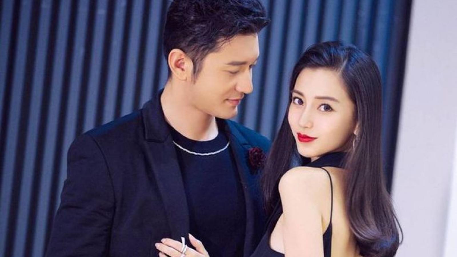 Chuyện showbiz: Huỳnh Hiểu Minh phủ nhận tin đồn ly hôn Angelababy