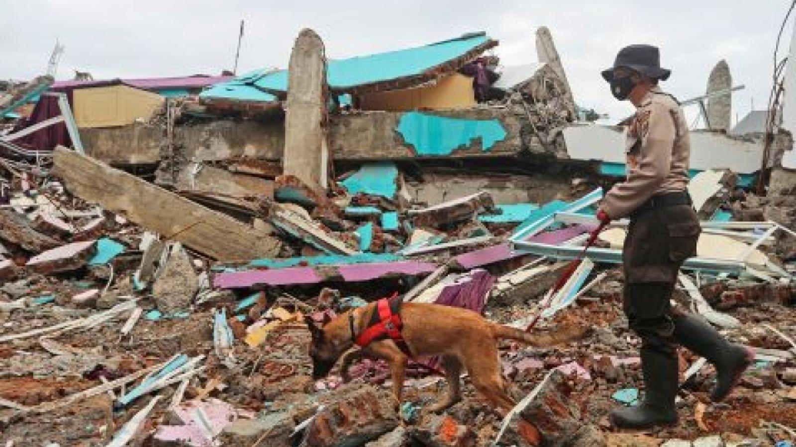 Ít nhất 2 người thiệt mạng, 16 người mất tích sau trận lở đất ở Indonesia