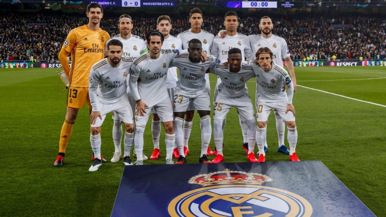 """Khủng hoảng tài chính do Covid-19, Real Madrid tìm nguồn """"viện trợ"""" từ Tây Á"""