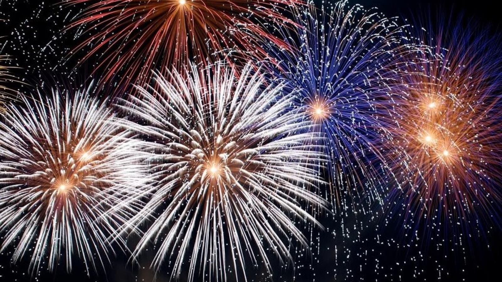 Yên Bái dừng tổ chức bắn pháo hoa mừng năm mới