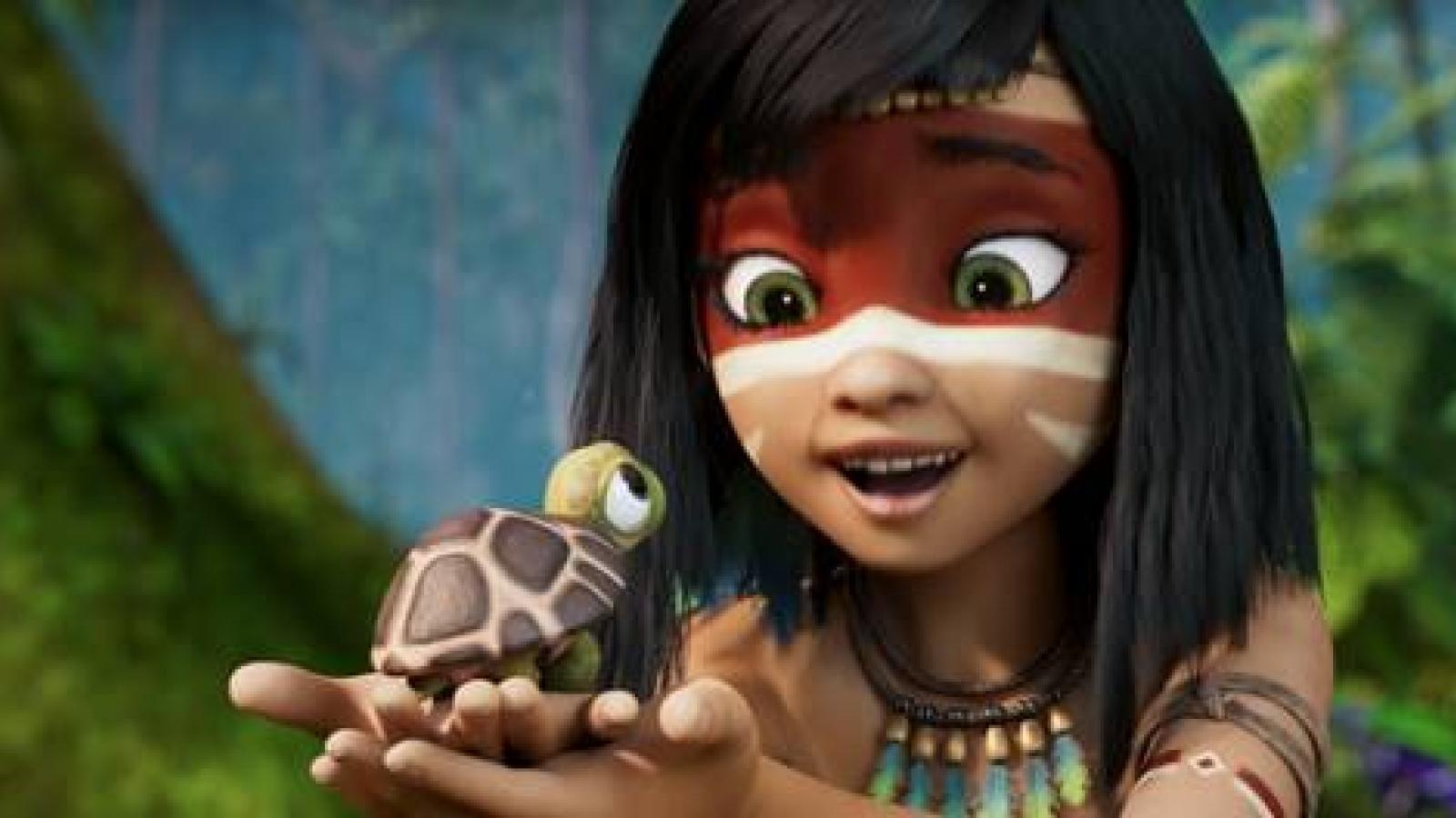 """""""Ainbo: Nữ chiến binh Amazon"""" - Lựa chọn tuyệt vời cho mọi gia đình những ngày đầu năm"""
