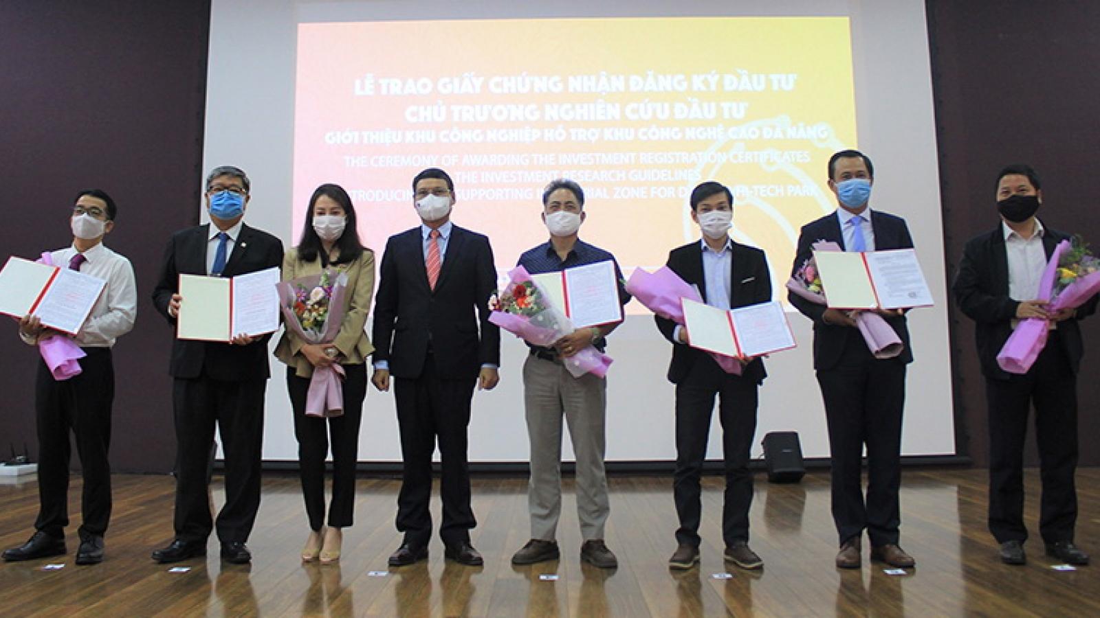 Hơn 280 triệu USD rót vào 6 dự án đầu tư ở Đà Nẵng