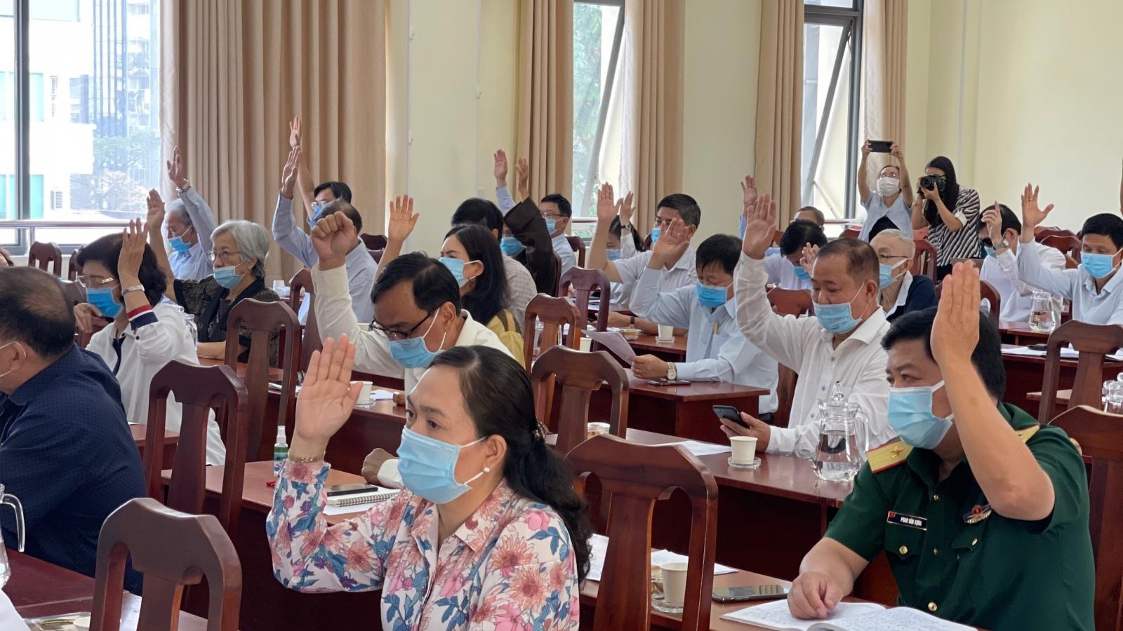 TPHCM giới thiệu 45 đại biểu ứng cử đại biểu Quốc hội khóa XV