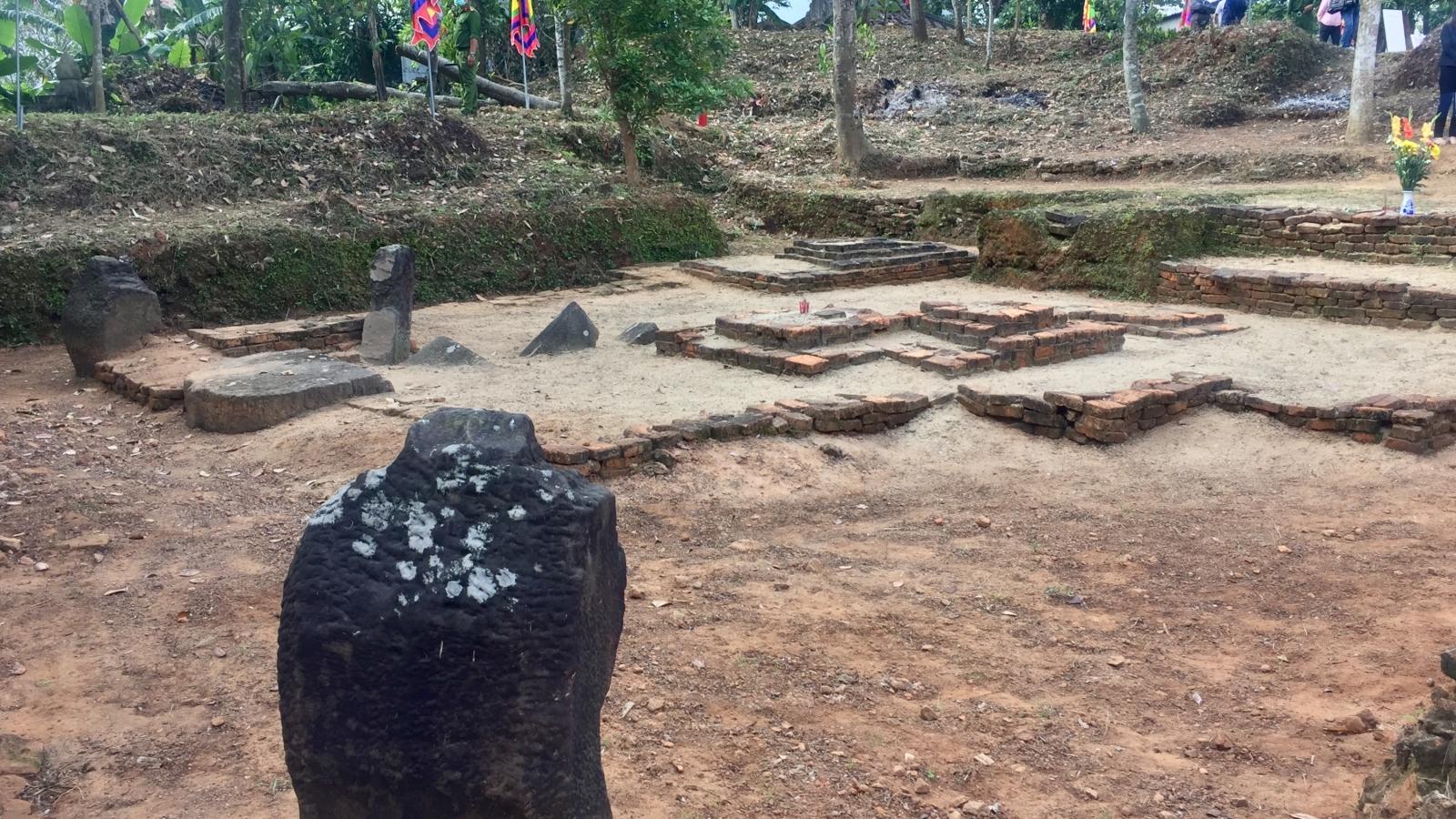 Hồi sinh di tích khảo cổ Chăm Phong Lệ gắn với phát triển du lịch Đà Nẵng